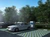电动汽车充电网络